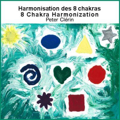 8 Chakras Harmonization
