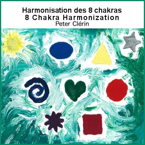 Harmonisation des 8 chakras