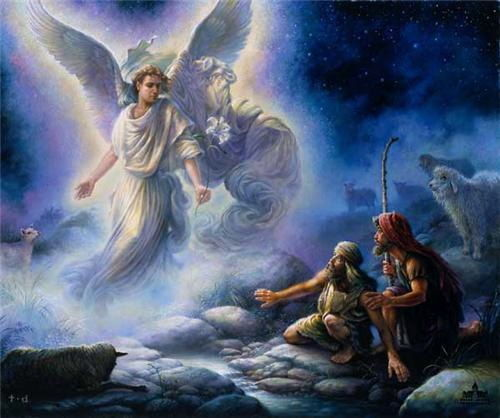 LEUVIAH / Chœur angélique des Trônes