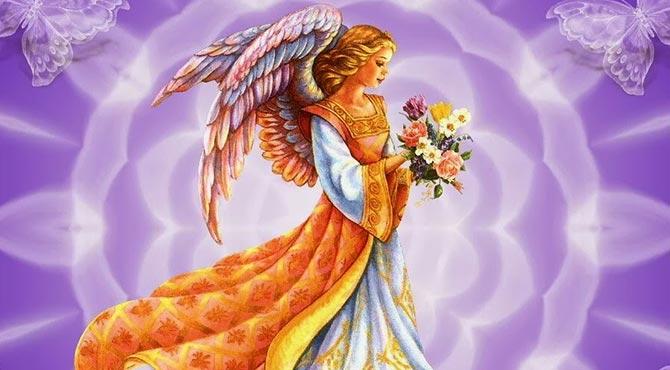 RÉHAEL / Chœur angélique des Puissances
