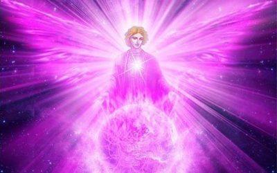 ZADKIEL / Archange recteur pour le Chœur des Dominations