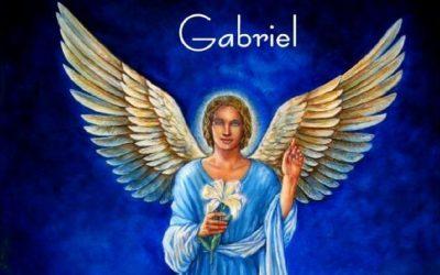 GABRIEL / Archange recteur pour le Chœur des Anges